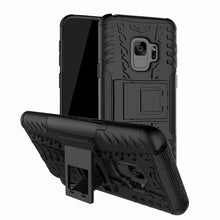 Load image into Gallery viewer, Shockproof Heavy Duty Stand Case Skin Cover For Samsung Galaxy S9 5.8inch
