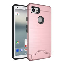 Load image into Gallery viewer, Heavy Duty Wallet Phone Case for Google Pixel 2