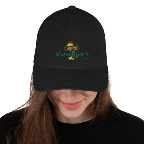 Embroidered Cap I
