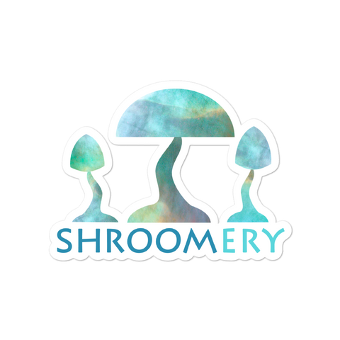 Shroomiverse Sticker