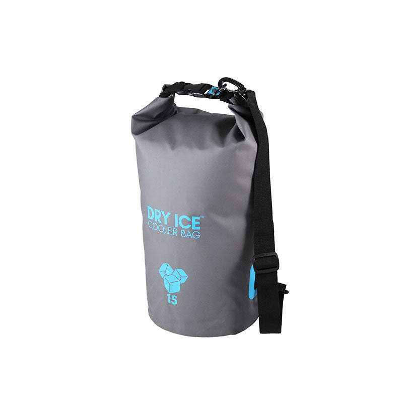 Soft sided Waterproof Dry Ice Cooler Bags with shoulder strap