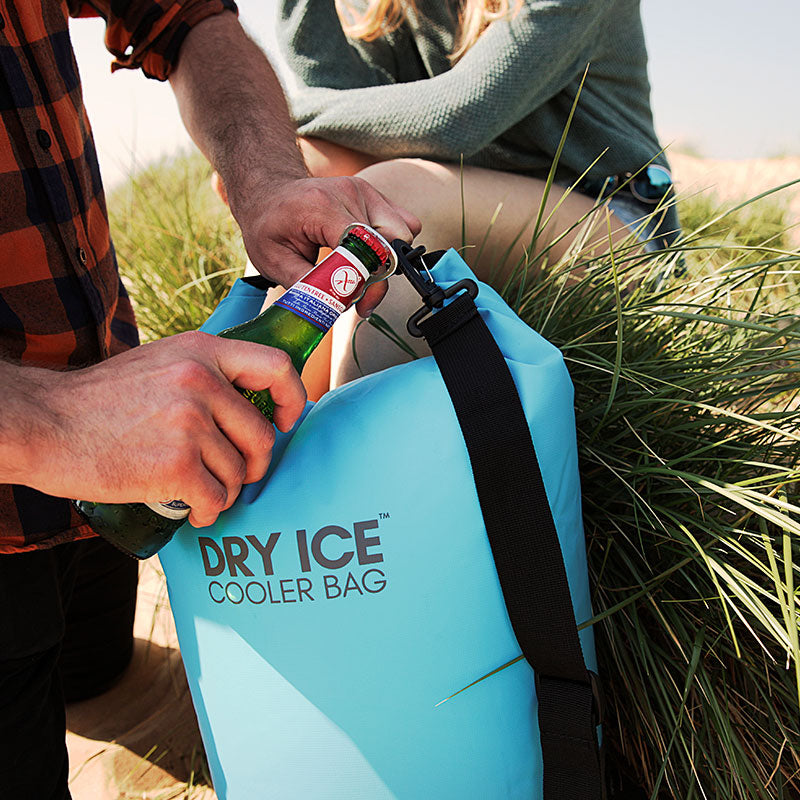 Cooler Bag Turquoise – 30 Litres