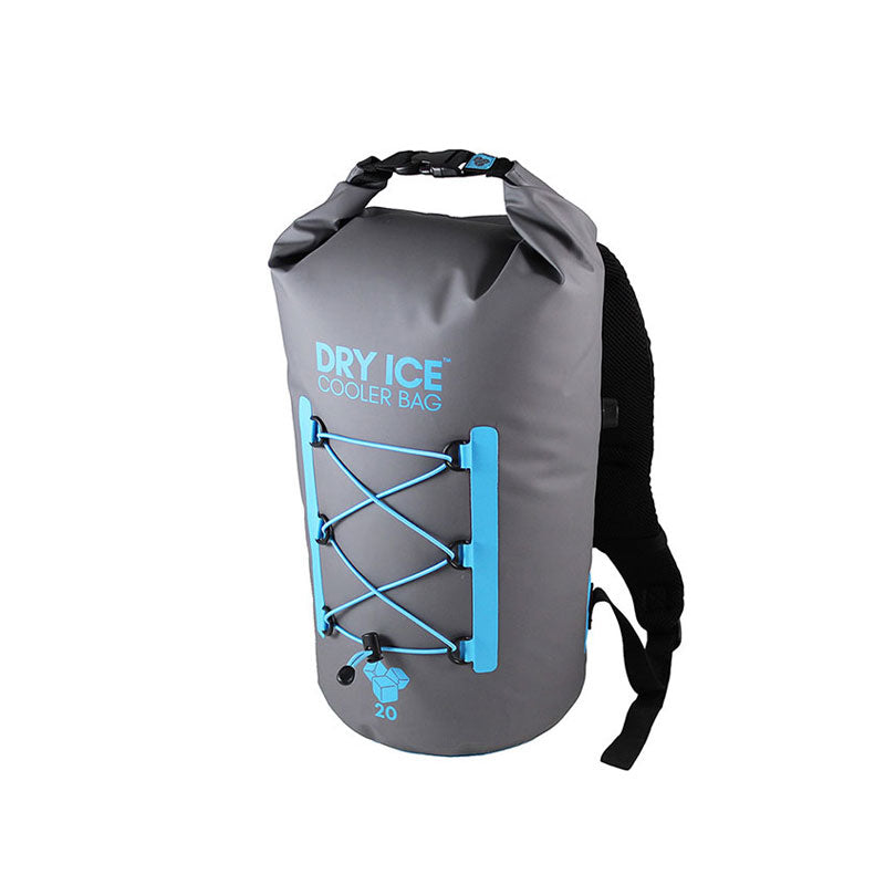 Premium Cooler Backpack Grey – 20 Litres