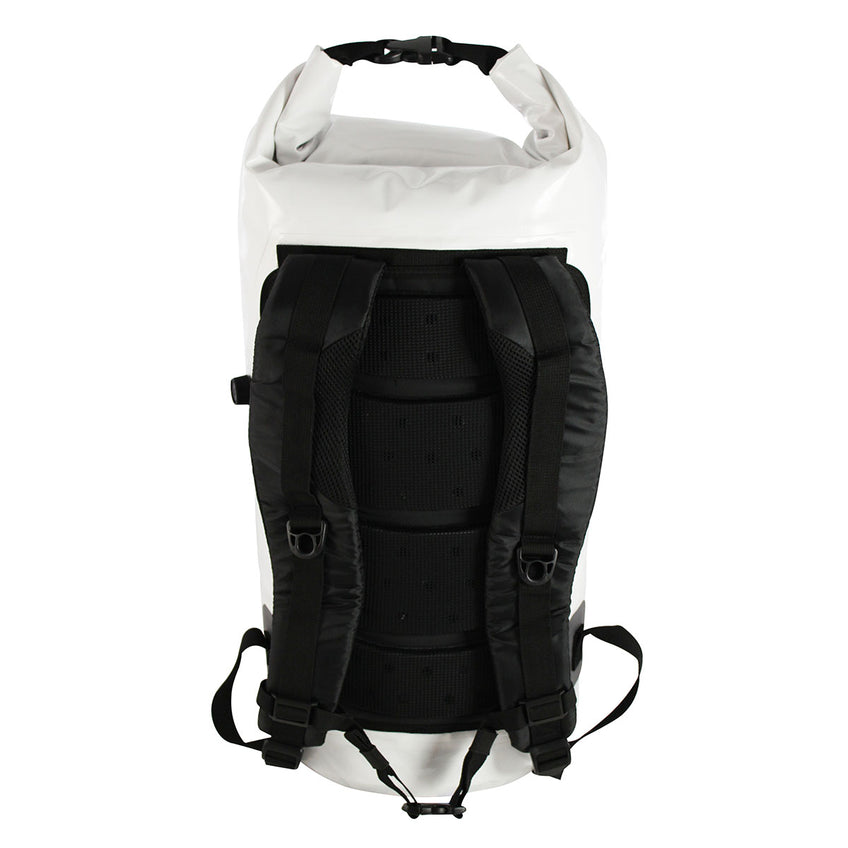 Premium Cooler Backpack White – 40 Litres