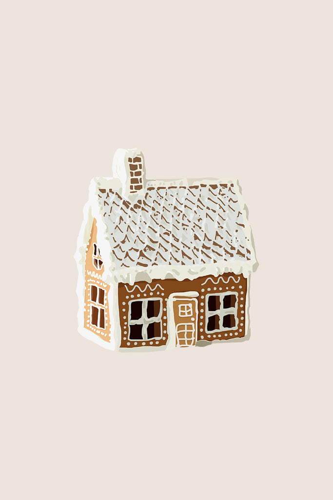 Gingerbread House II