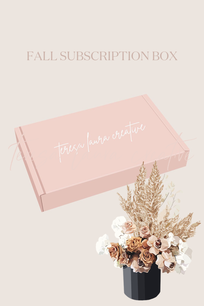 Fall Subscription Box (September)