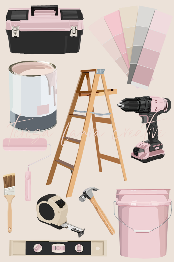 Home Improvement Instagram Sticker Pack