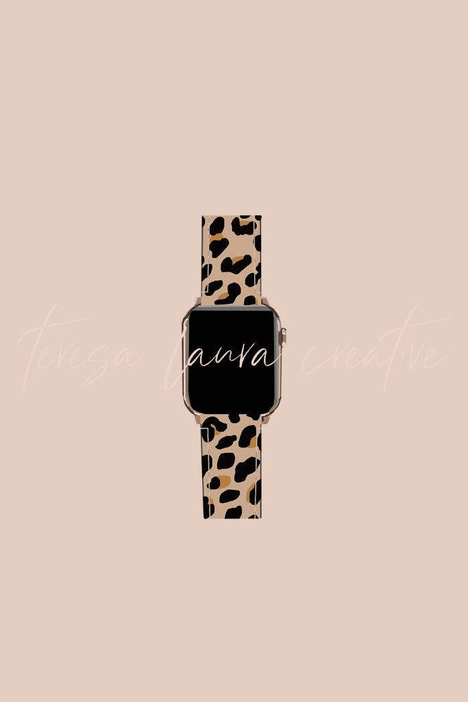 Leopard Smart Watch