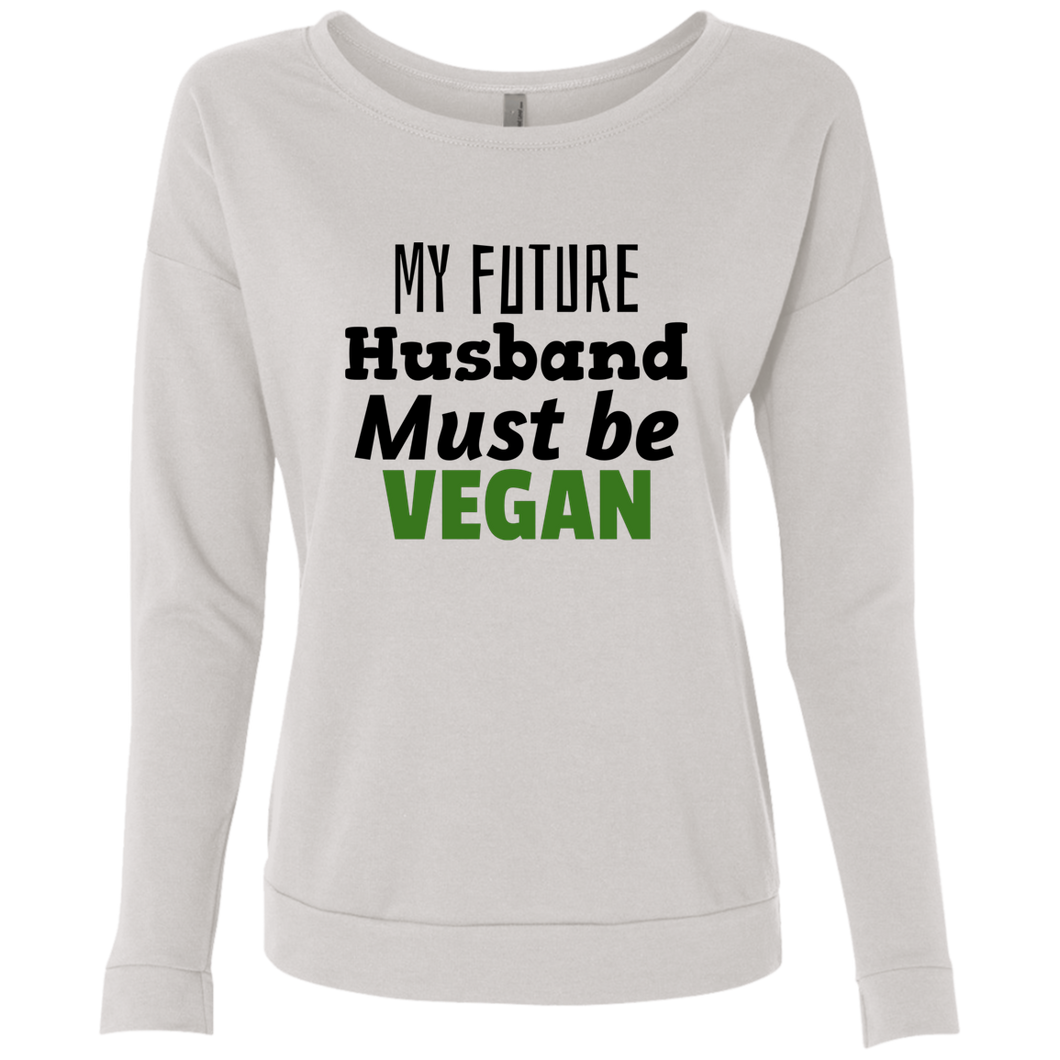 Husband Qualifications Ladies Long Sleeve
