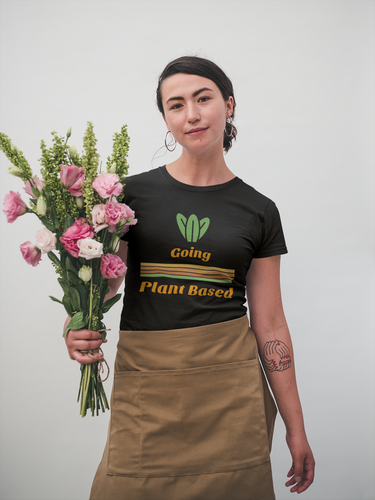 Going Plant Based Ladies' T-Shirt