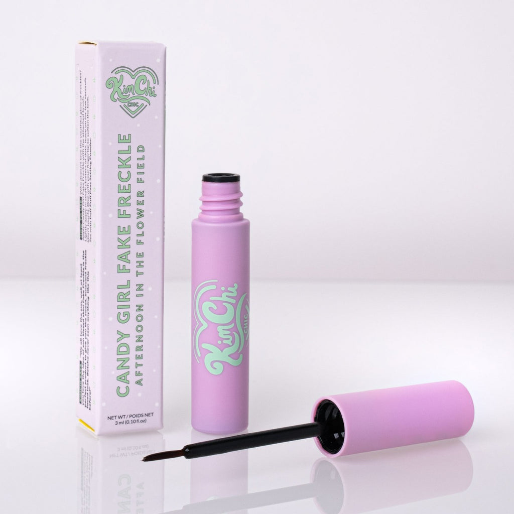 Candy Girl Fake Freckle - Afternoon In The Flower Field - Vegan formula