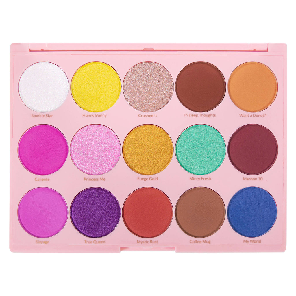 You Make Me Happy Palette