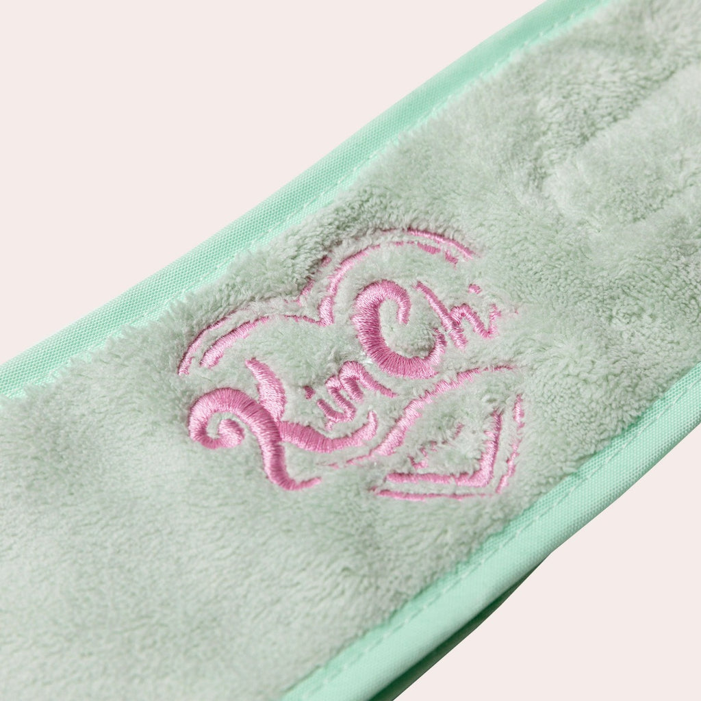 Terry Cloth Headband - Mint