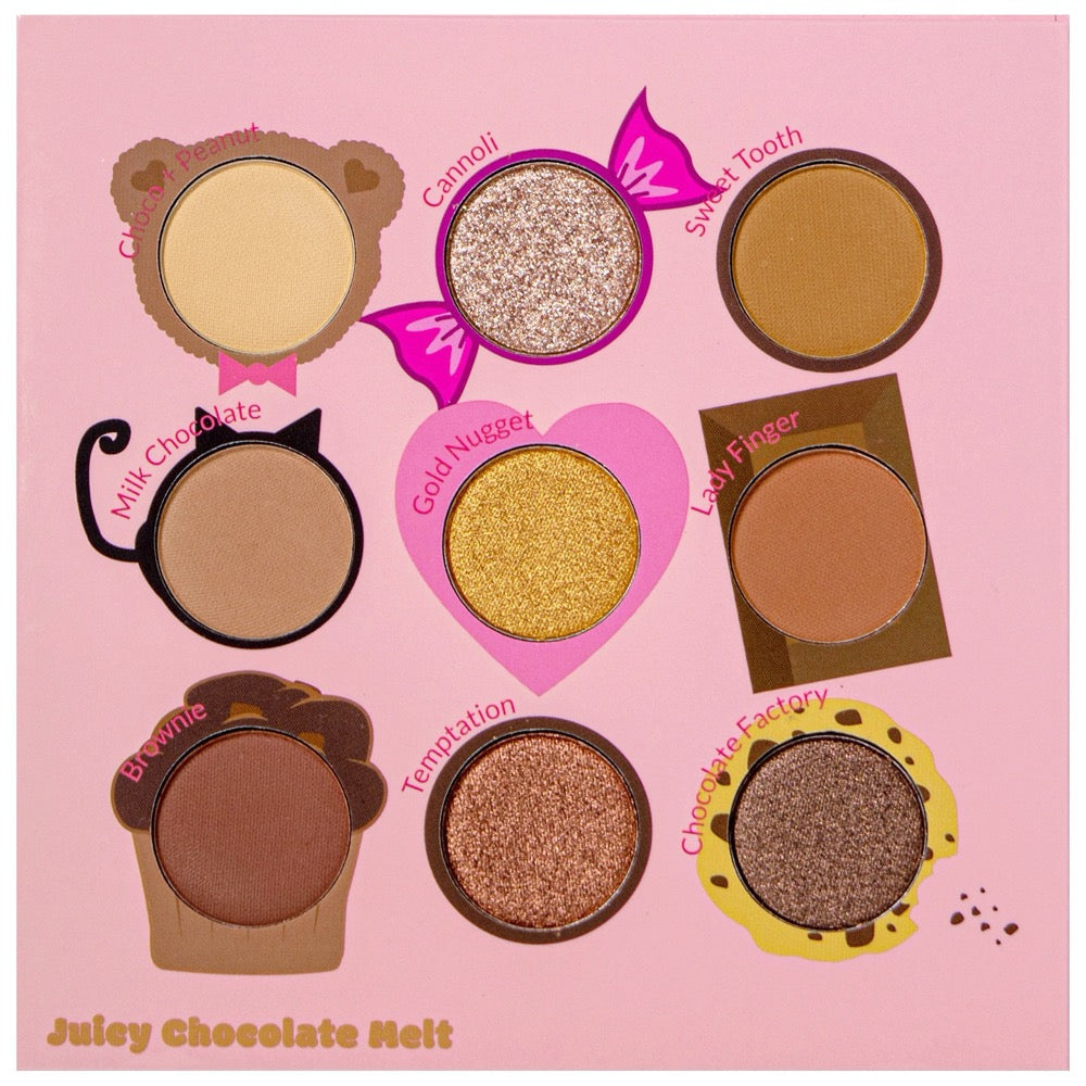Juicy Nine 04 - Juicy Chocolate Melt