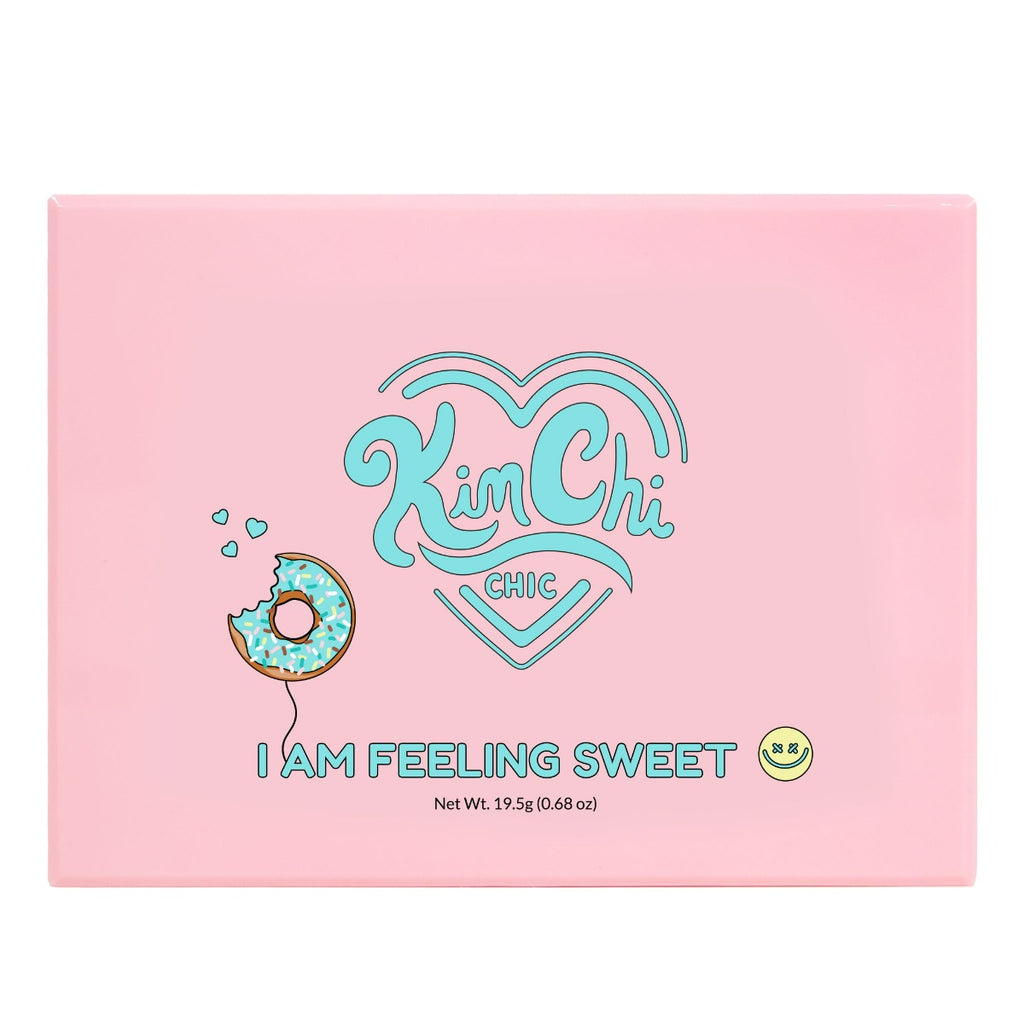 Happy Palette 02 - I Am Feeling Sweet Cover