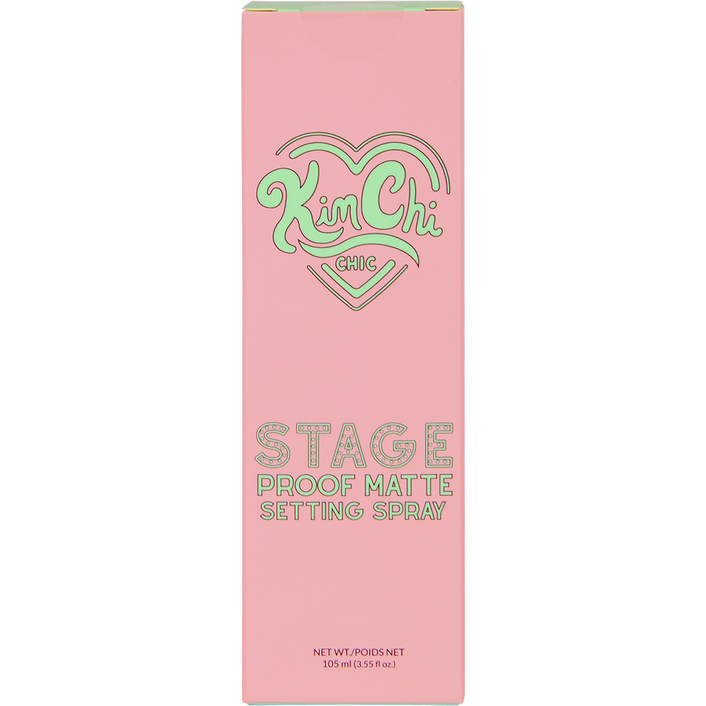 Stage Proof Matte Setting Spray box