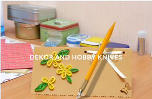 Decor and Hobby Knives