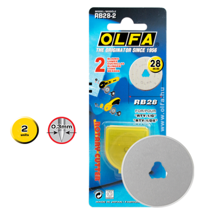 OLFA RB28-2 28mm