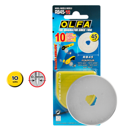 OLFA RB45-10 45mm