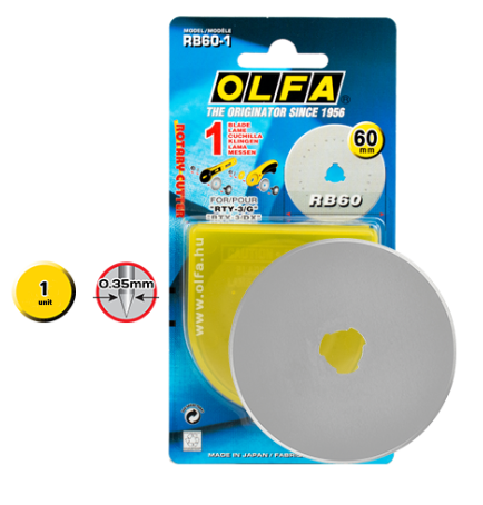 OLFA RB60-1 60mm