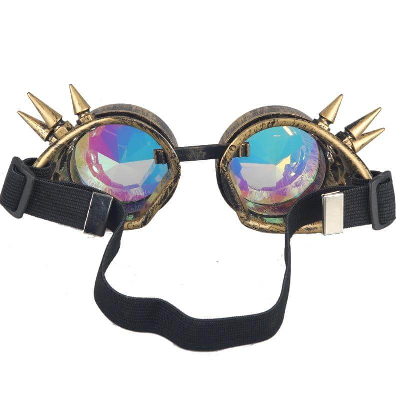 Cyber Goth Rave Goggles