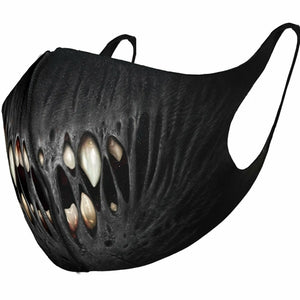Vampire Bite Gothic Face Mask