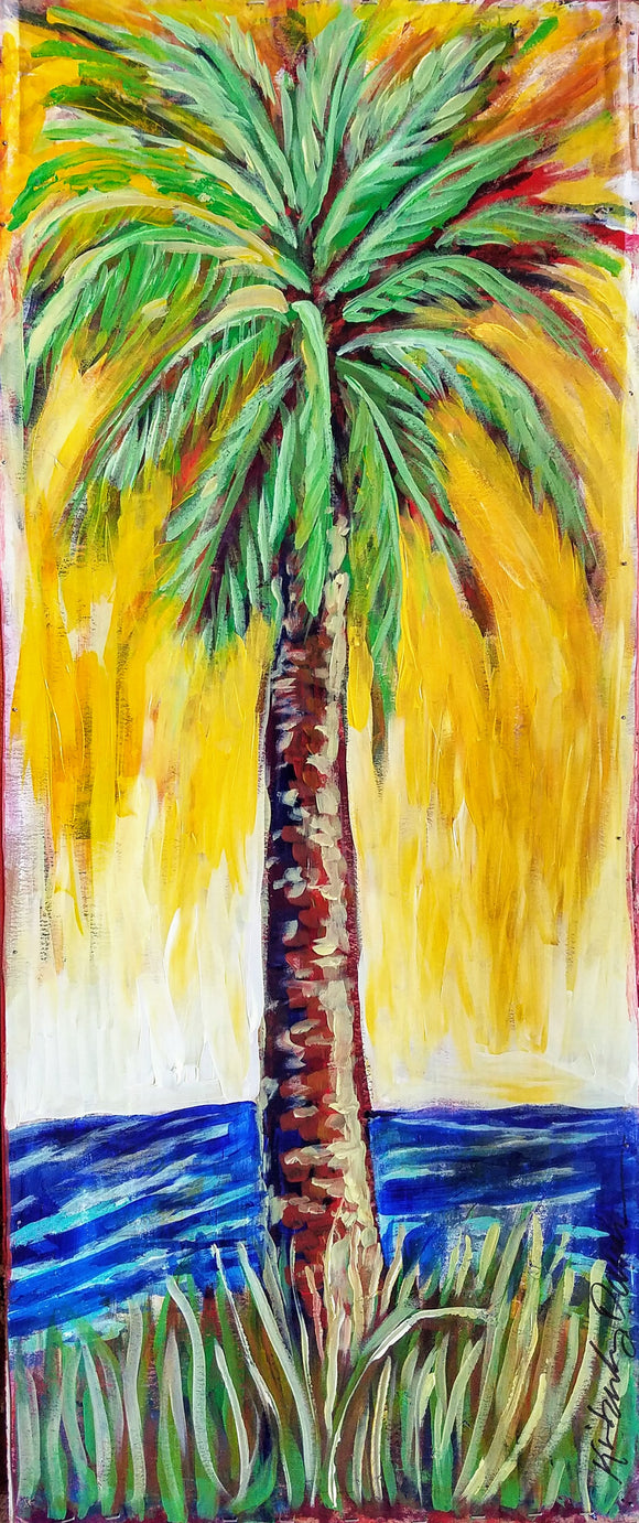 Palm in the Afternoon - Kimberly_Dawn_Crowder