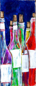 Vino on Cardboard - Kimberly_Dawn_Crowder