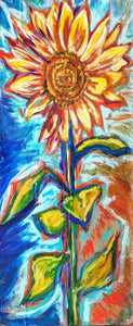 Sunflower at Sunset - Kimberly_Dawn_Crowder