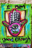 Hamsa Prayer Flag - Kimberly_Dawn_Crowder