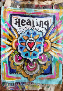 Healing Prayer Flag - Kimberly_Dawn_Crowder