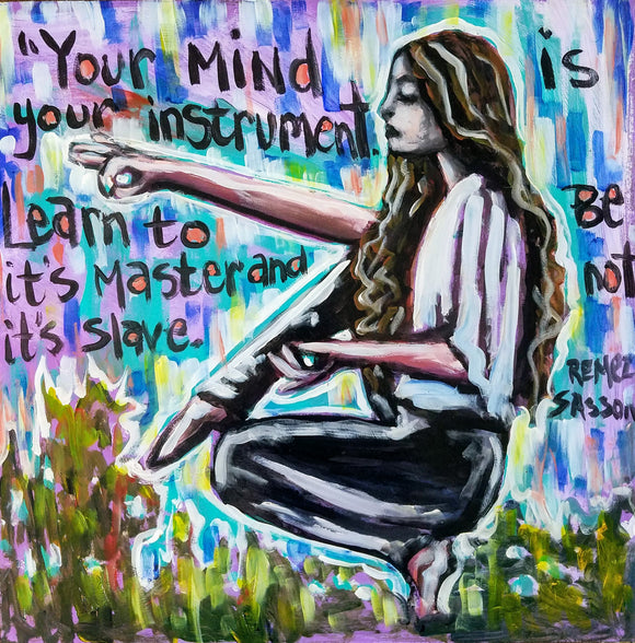 Mind Is Your Instrument - Kimberly_Dawn_Crowder