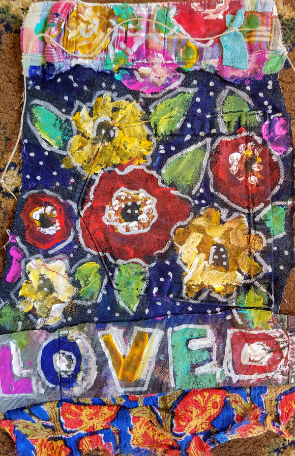 Loved Prayer Flag - Kimberly_Dawn_Crowder