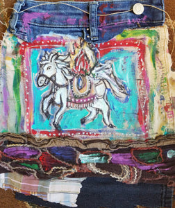 Wind Horse Prayer Flag - Kimberly_Dawn_Crowder
