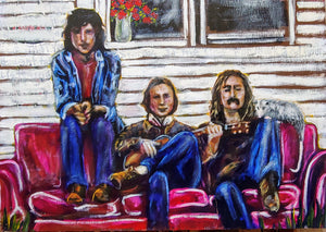 Crosby, Stills, and Nash