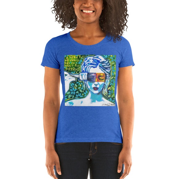 A Head Full Of Dreams Women's Tee