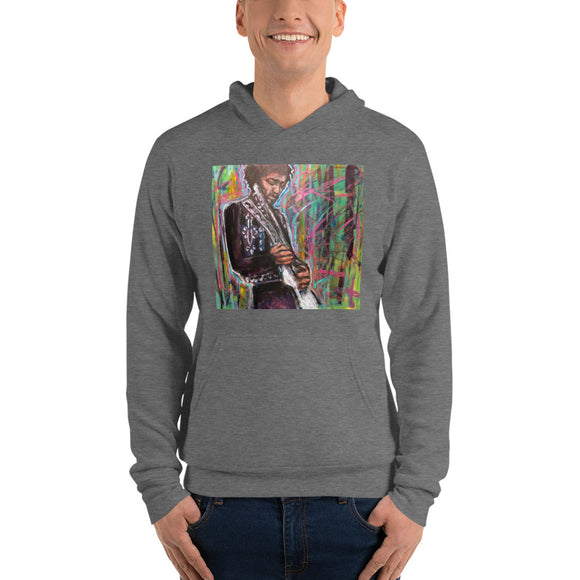 It's A Jimi Thang American Apparel Hoodie