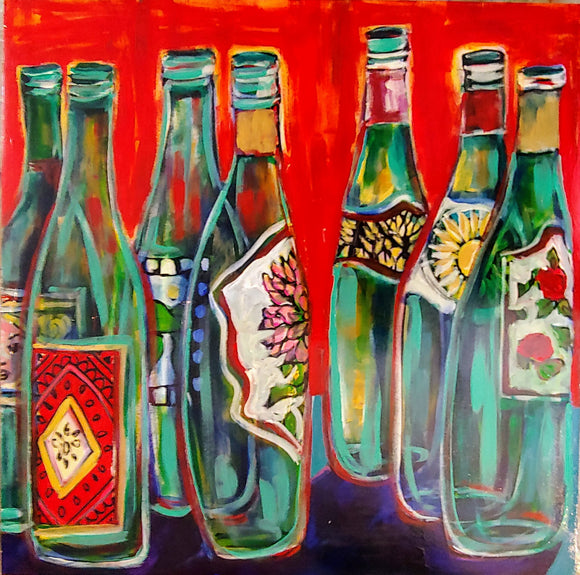 Wine Bottles - Kimberly_Dawn_Crowder