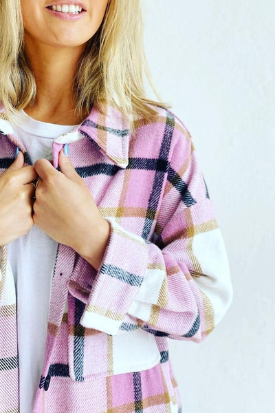 Aberdeen Jacket - Musk Plaid