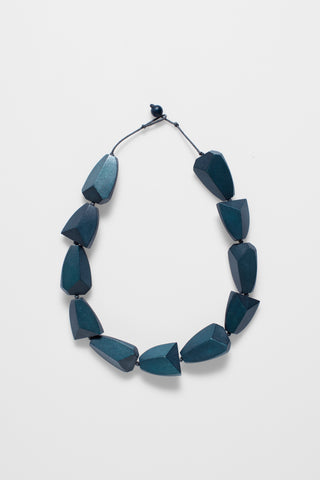 Sunne short Necklace - Slate
