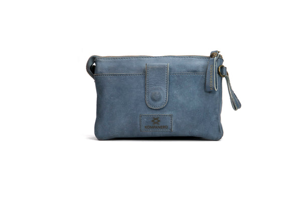 Fiona clutch/crossbody handbag - assorted colours