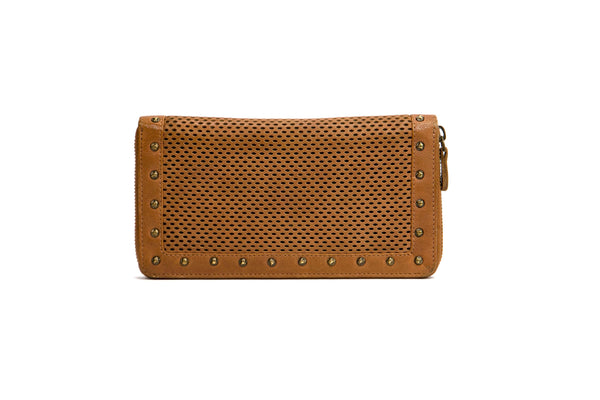 Farrin leather wallet - assorted colours