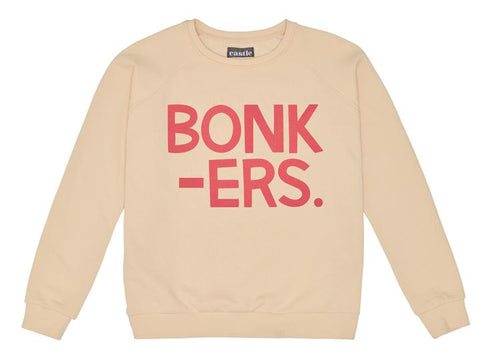 Castle BONKERS sweater