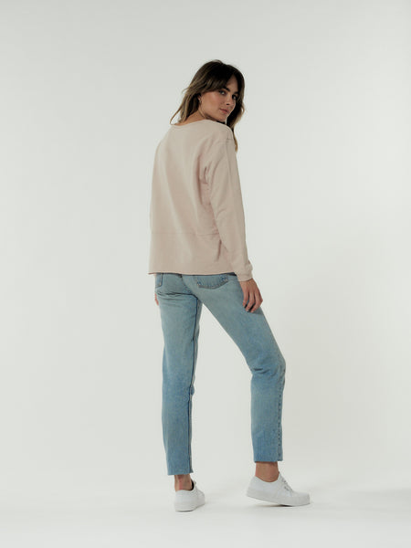 Clé Organic Basics || Margo Sweater