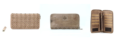 Tiff travel wallet
