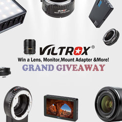 Join us to Win Your Viltrox Prize !!