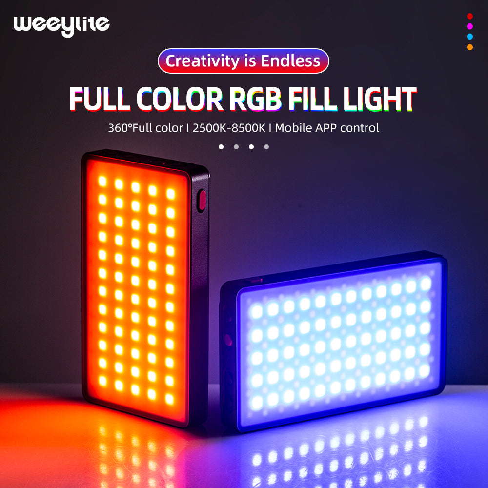 weeylite rb9 led light