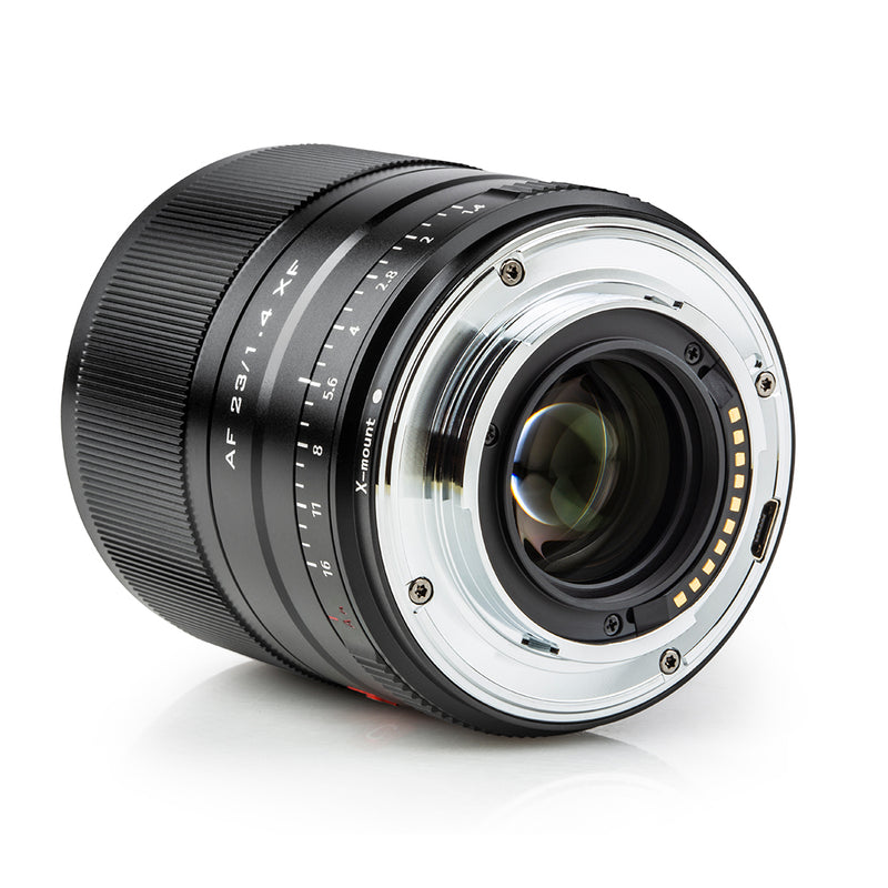 NEW Viltrox Compact 23mm f1.4 X-mount Auto Focus APS-C lens for Fujifilm Camera with Large Aperture