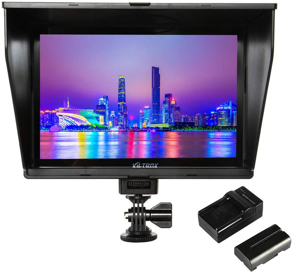 VILTROX DC-90HD 4K HDMI Monitor Full HD 1920x1200 IPS 8.9""