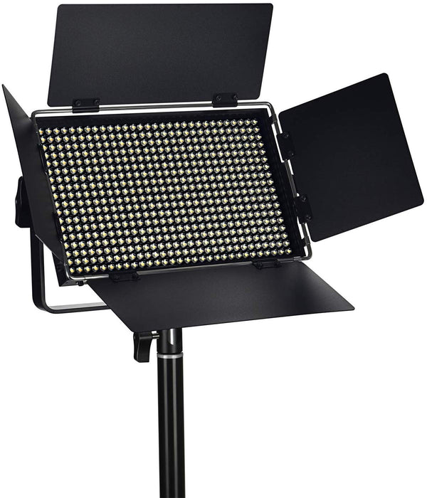 VILTROX VL-40B Video LED Light,40W CRI 95+ 5600K Dimmable Led Video Light Panel